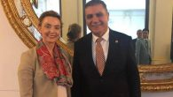 Güzelmansur, Hırvatistan Başkan Yardımcısı ile…