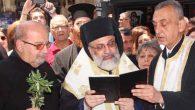 Lübnan Başrahibi Antakya'da
