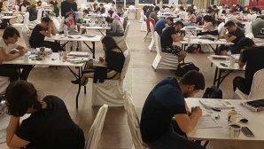 Sınav Koleji öğrencilerine  YKS öncesi 10 günlük kamp