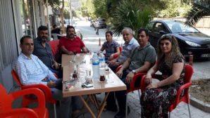 EVİMAR'dan Sakatlar Derneği'ne  4 Tekerlekli Sandalye