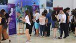 Resim Çalıştayı'nın kapanış sergisine yoğun ilgi