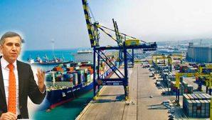 Topal, liman kirliliğini TBMM'ye taşıdı