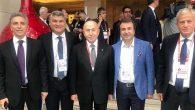 Hatayspor'dan  TFF Yönetimine Kutlama