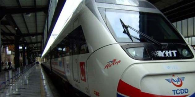 Tren Hatay'a yok!