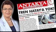 Antakya Gazetesi Haberi TBMM gündeminde