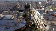 Yardım tırları İdlib'e…
