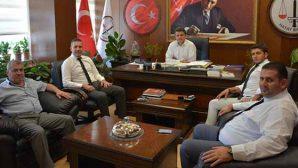 Ankara Baro Başkanı Hatay'da