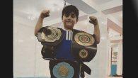 Küçük Boksör Hamza