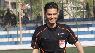 M.Cem Hanoğlu Sivas-Ç. Rize maçında