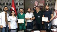 MKÜ-Diş Fakültesi gururu: