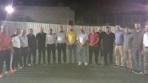 Hatay'da Süper Ligi'n yeni ekibi kongre yaptı;