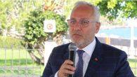 İskenderun Belediye Başkanı Tosyalı'nın gündemi farklı: