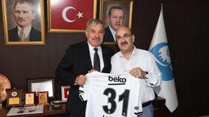 Yılmaz'a  Beşiktaş Forması