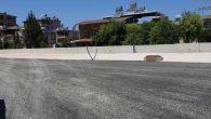 HBB'den Haraparası'nda asfalt çalışması