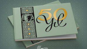 """Hakkı Tarık Us'un """"50 Yıl"""" Kitabı"""