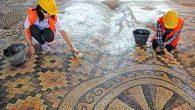 Dünyanın En Büyük Taban Mozaiği  Görücüye Çıkıyor