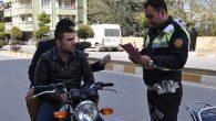 Reyhanlı Trafik Polisleri yeni uygulaması: