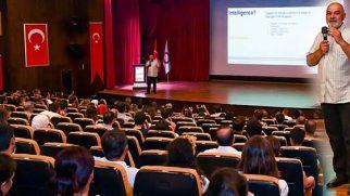"MKÜ'de Panel, Konu; ""Yapay Zeka"""