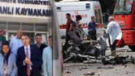 Milletvekili Topal ve Şahin, patlama ardından olay yerine gitti