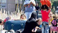 Hatay'dan 20 bin Suriyeli Bayram iznine gitti