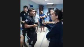 Samandağ'da  Gözaltılar
