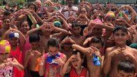 1250 Çocuk  Yüzme Öğrendi