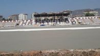 Antakya Atatürk Stadı çimi yeni sezona yetişmiyor