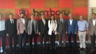 AKP Heyeti OSB'de