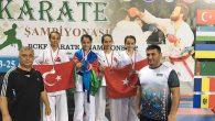 Antakyalı Karateci, Hazar Ülkeleri Turnuvası'nda 2. oldu