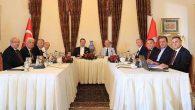CHP'li 11 BŞB Başkanı İstanbul'da