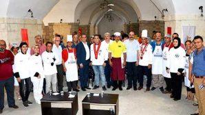 Belen'de Gastronomi Yemek Yarışması