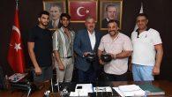 Boks Milli Takım Antrenörü Antakya'da