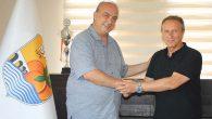 Erzin Spor'da  Cüneyt Karakuş İstifa Etti