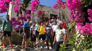 Samandağ'da Daphne Bisiklet Festivali