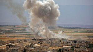 İdlib'de sivil göç de