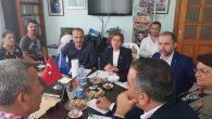 AKP, CHP ve MHP'li Vekiller Aynı Masada