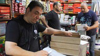 """""""Bıçakçı Naim"""" Markası  Ortadoğuya Açıldı"""
