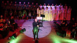 Medeniyetler Korosu Konseri Samsun'da