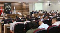 HBB Temmuz ayı olağanüstü meclis toplantısı gerçekleştirildi