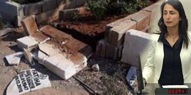 Reyhanlı mezar saldırısı olayı TBMM'de