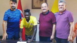 Menemenspor'dan Hatayspor maçı öncesi 2 transfer
