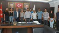 Voleybol 2.ligindeki ekibimiz Antakya Belediyesi'nden: