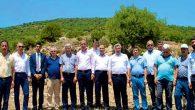 Kırıkhan Alaybeyli'ye 70 Bin Çam Fıstığı