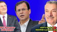 CHP'li Başkanlardan zam, AKP'li Başkandan indirim