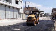 Antakya Belediyesi'nden  yol yapım çalışmaları …
