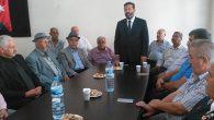 Reyhanlı Şehitleri Derneği Yönetimi sürpriz ziyareti: