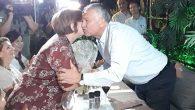 Karalar Çiftinin 38.Evlilik Yıldönümü