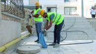 Hatsu'dan altyapı bakım onarımları …