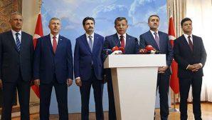 AKP'de Kılıçlar Çekildi