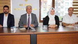 AKP'de Kongre Takvimi